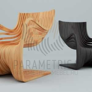 Параметрическое кресло WAVE