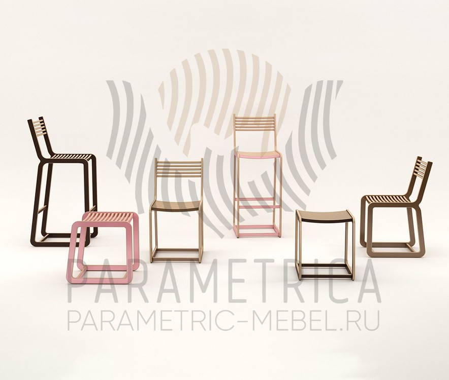 Барный стул Mizo