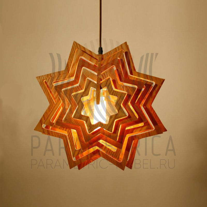 Лампа Звезда