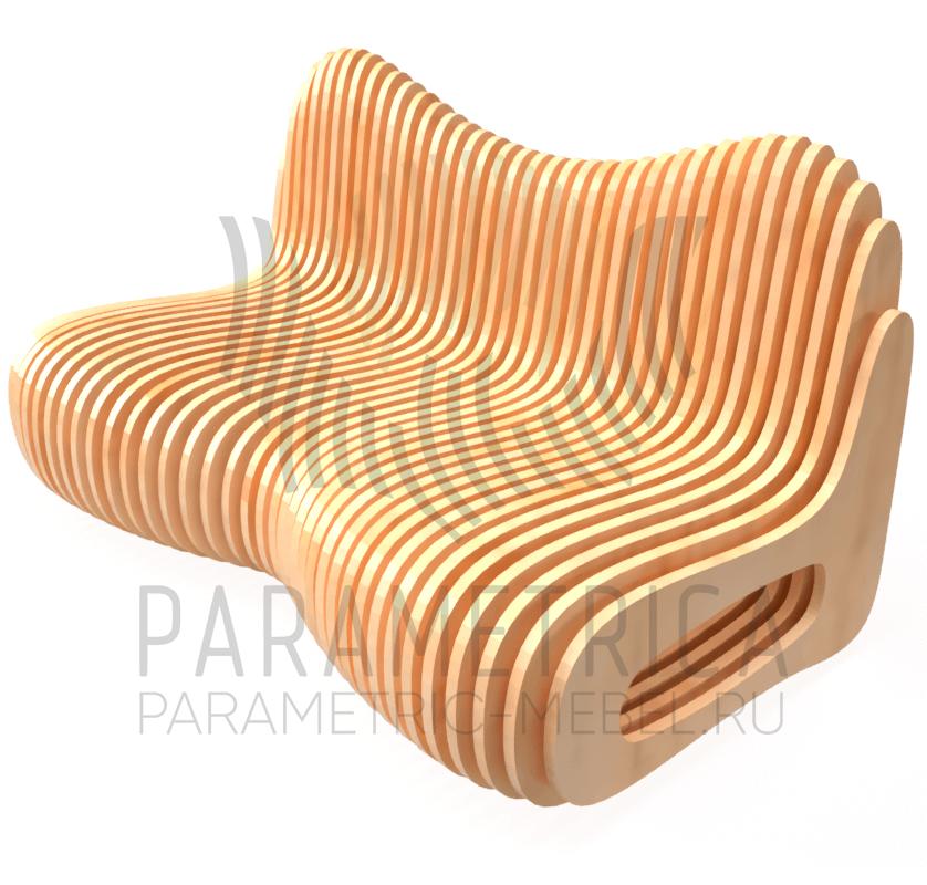 Bench parametric Wave