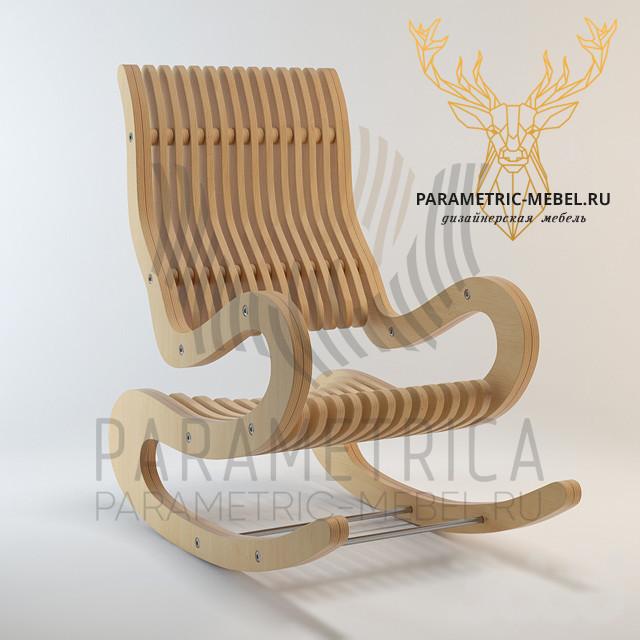 Кресло-качалка P.K 12