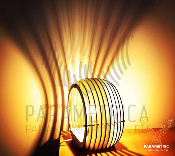 Лампа Сфера