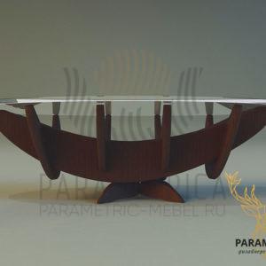 стол журнальный сатурн