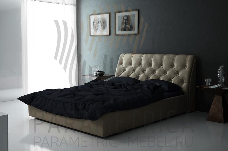 Двуспальная кровать Ариэль