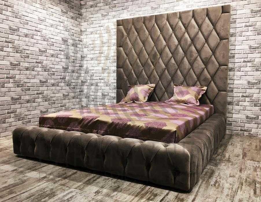 """Двуспальная кровать """"Decoro"""""""