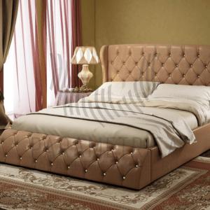 Двуспальная кровать Лавр