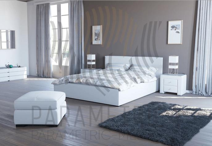 Двуспальная кровать «Лия»