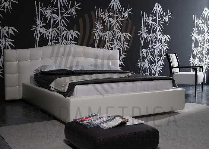 Двуспальная кровать Селеста