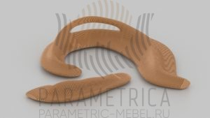 Parametric-mebel_bench