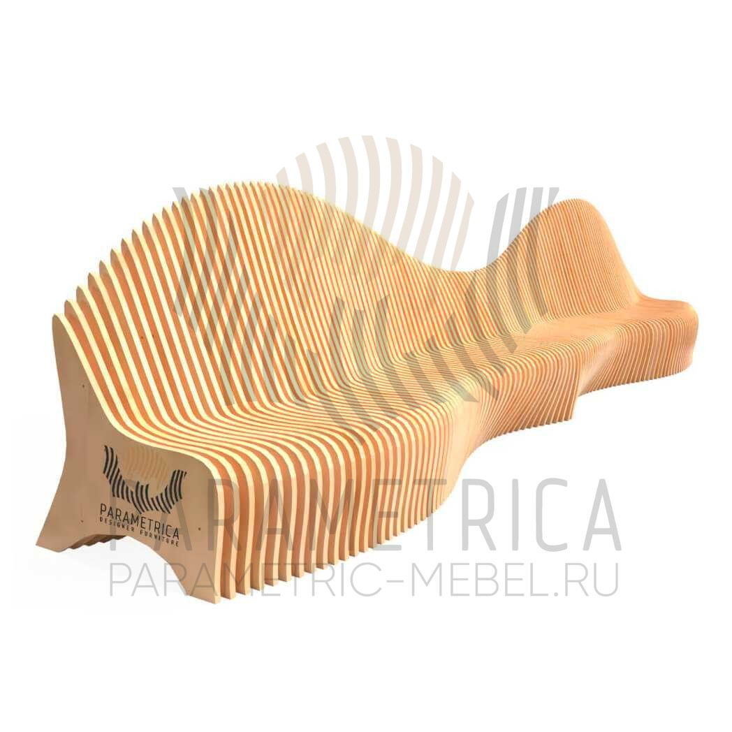 Bench_parametric-mebel