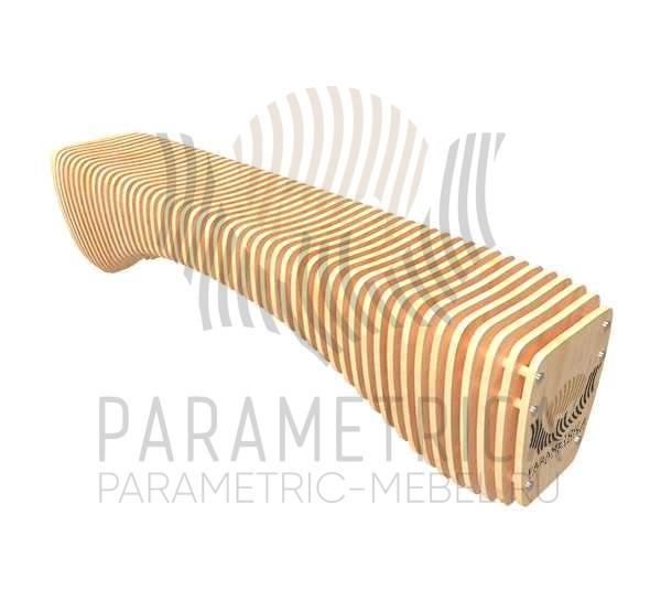 Parametric-mebel-skamya-Arch