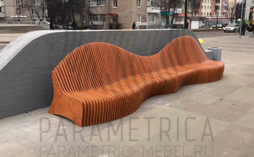 Style_design_bench_parametric-mebel