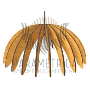 Дизайнерская люстра Sunflower L17