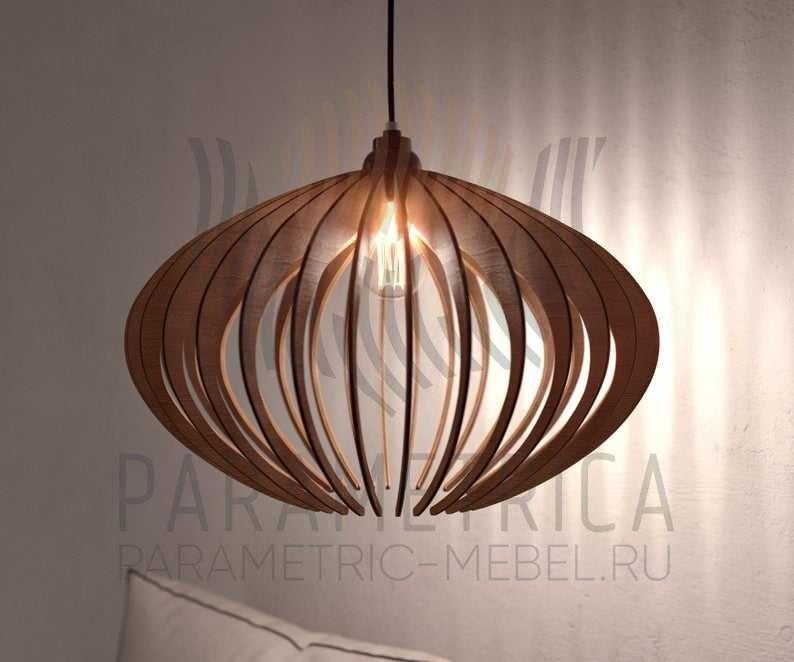 Parametric-mebel lamps Milan L12
