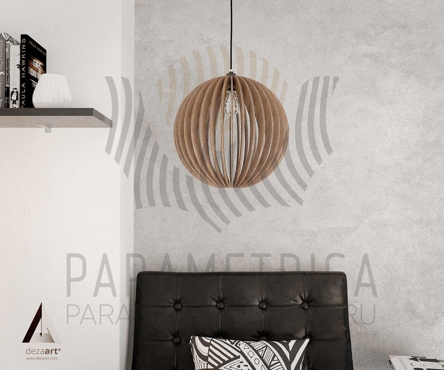 Parametric-mebel Sphere L9